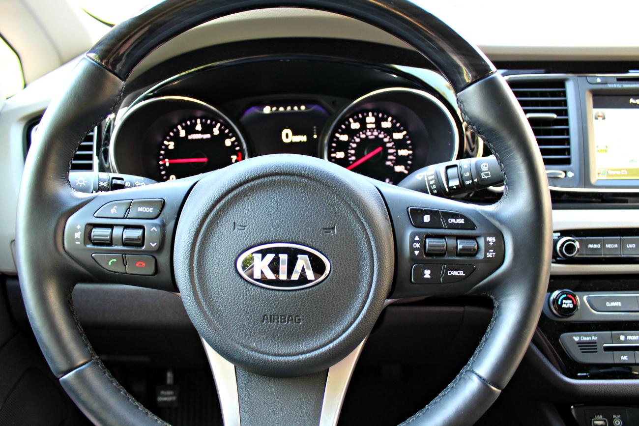 2016 Kia Sedona SX-L