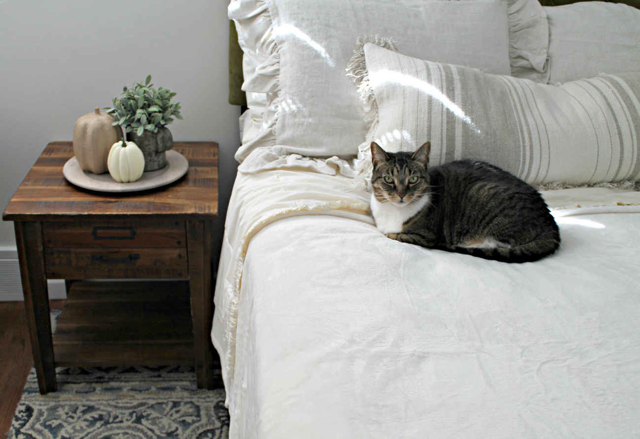 Cozy Fall Bedding