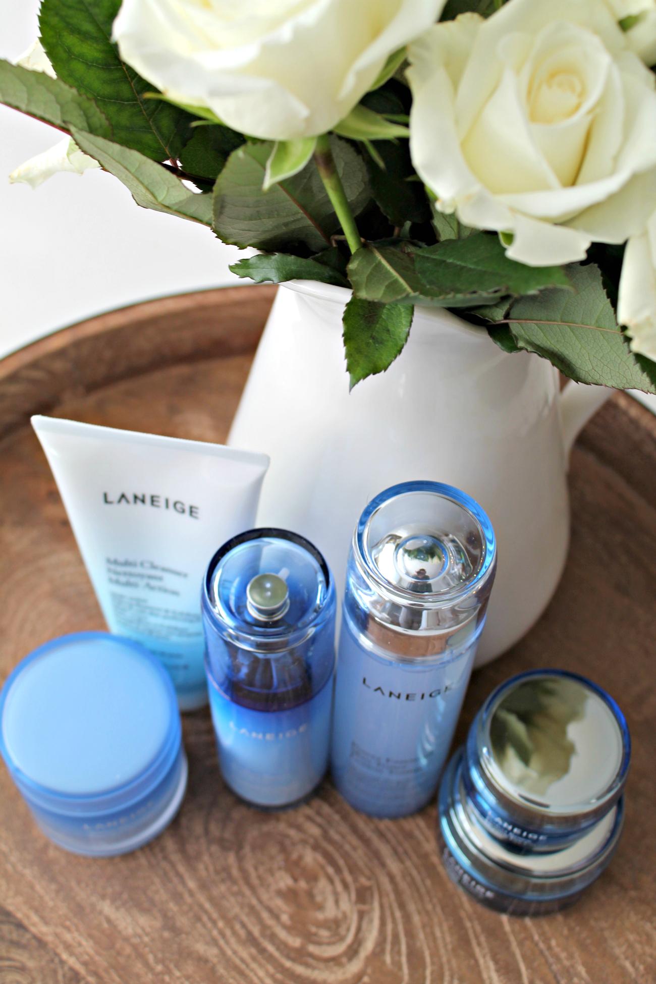 Power of 7 Beauty Regimen with LANEIGE