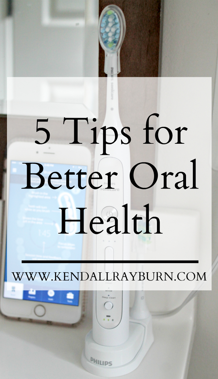 5 Tips for Better Oral Health