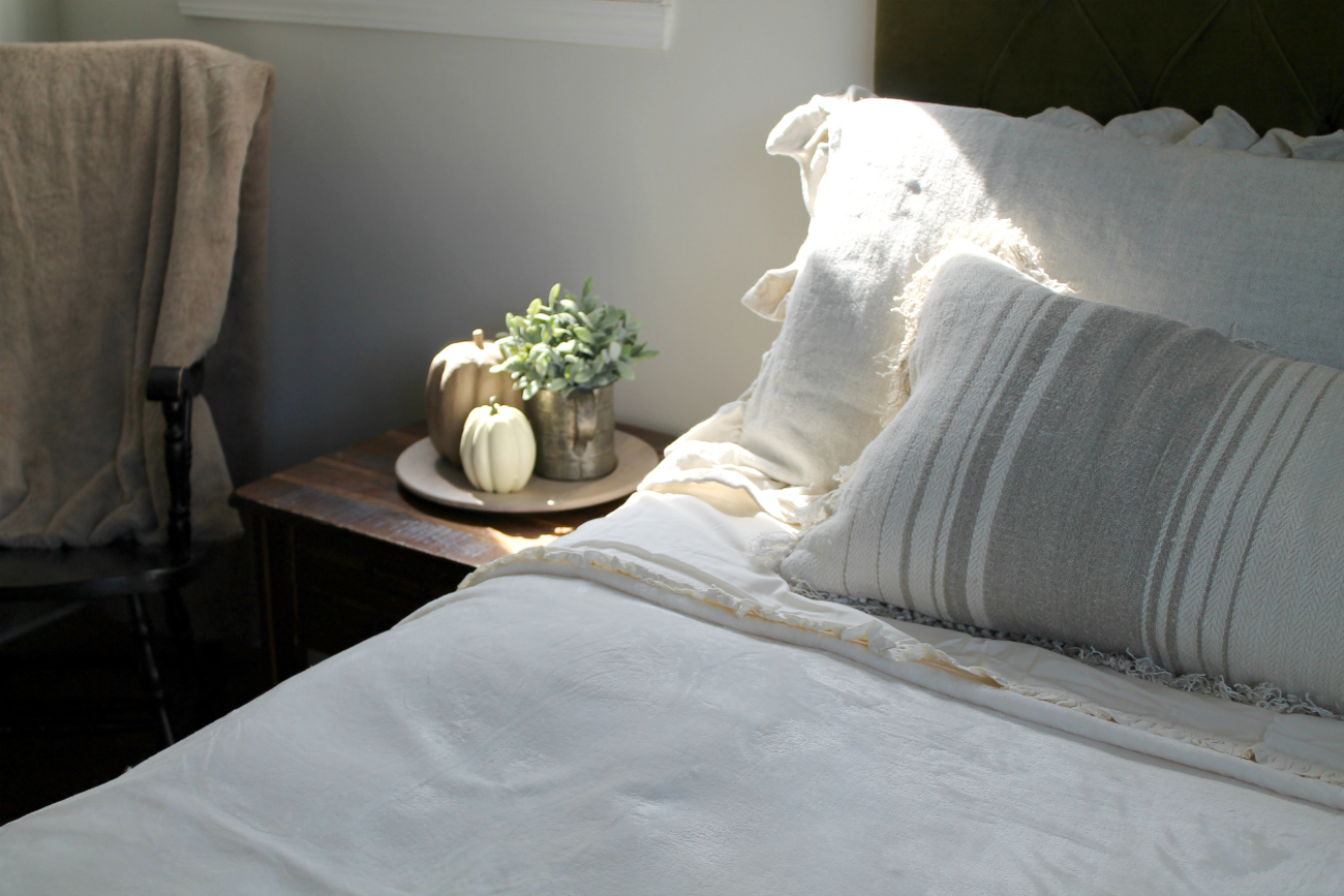 Cozy Fall Bedding