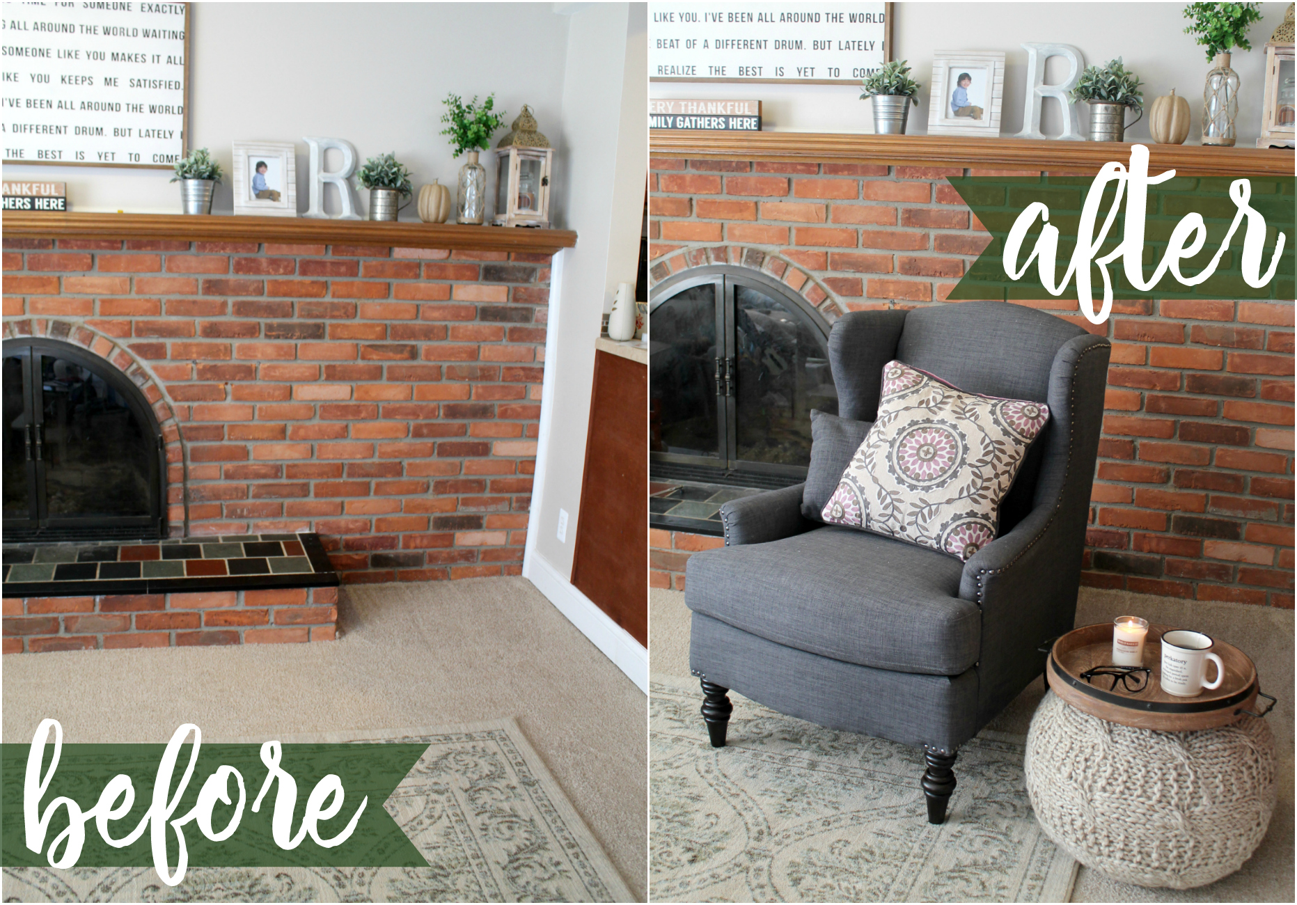 Tips for Creating a Cozy Fireside Seating Area