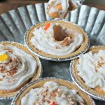 Four-Ingredient Pumpkin Spice Mini Pies