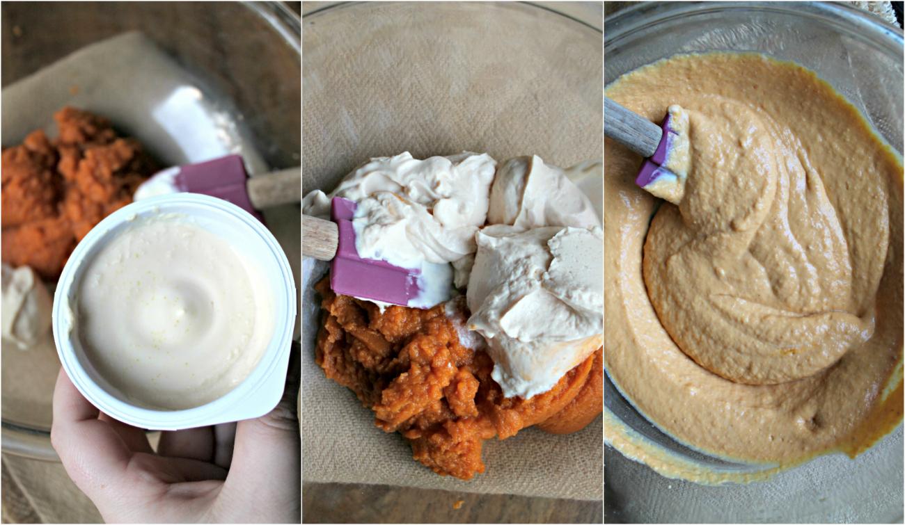 Four-Ingredient Pumpkin Spice Mini Pies