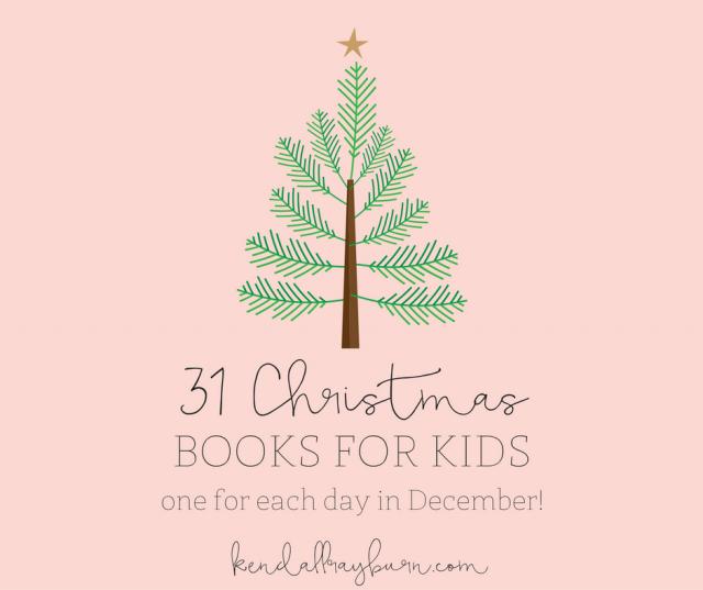 31 Christmas Books for Kids