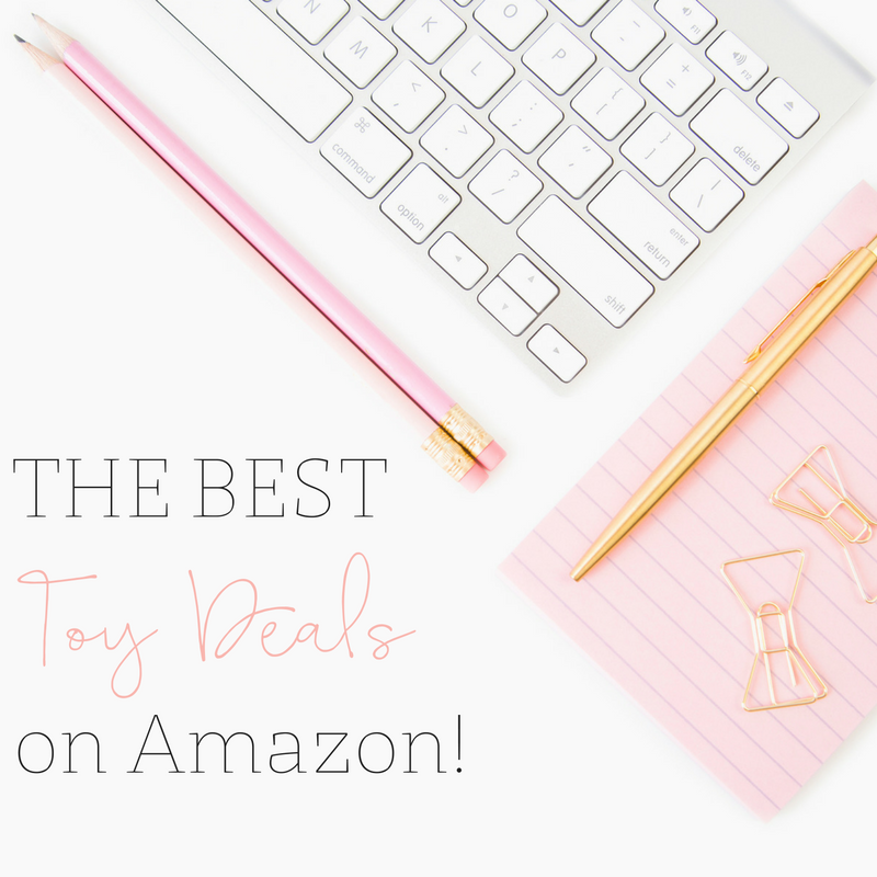 The BEST Toy Deals on Amazon