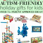 Autism-Friendly Holiday Gifts for Kids