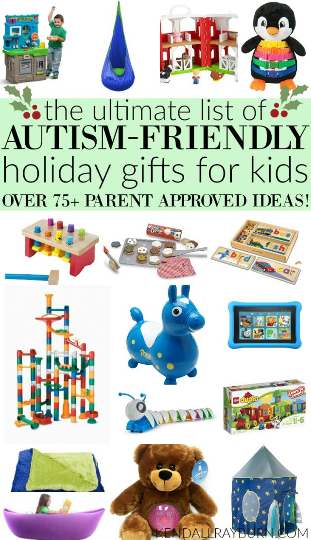 Gift Ideas For Adults With Autism