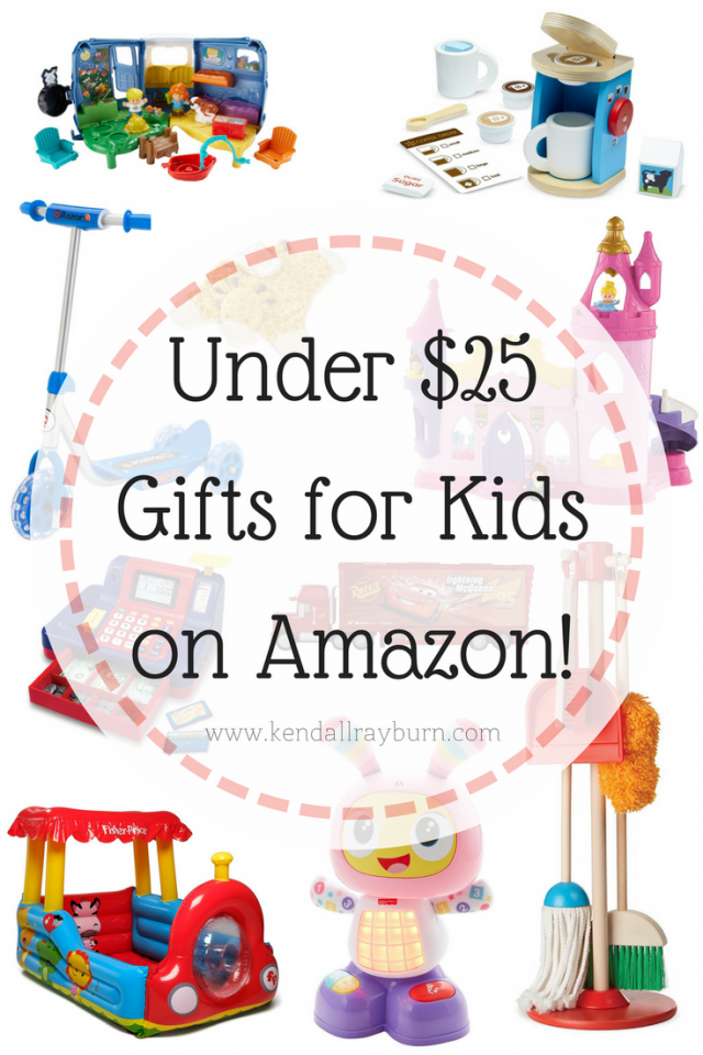 25 Under $25 Gifts for Kids on Amazon