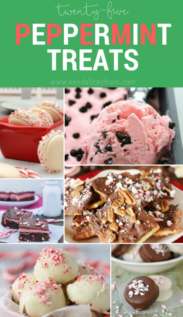 25 Delicious Peppermint Treats