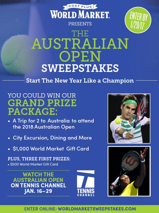 Australian Open Party