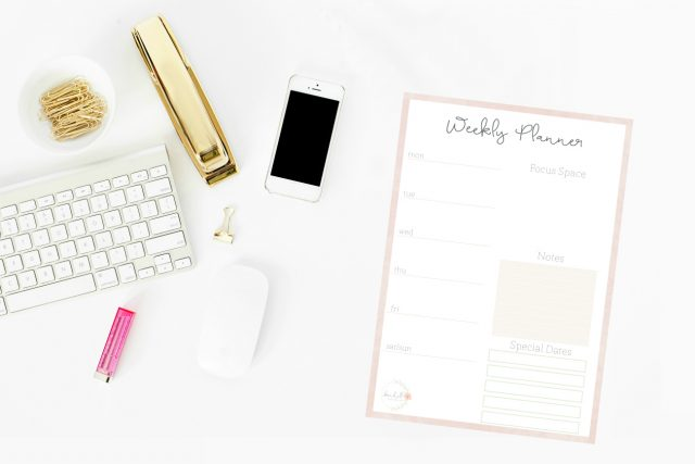 5 Ways to Keep Your Planner More Organized