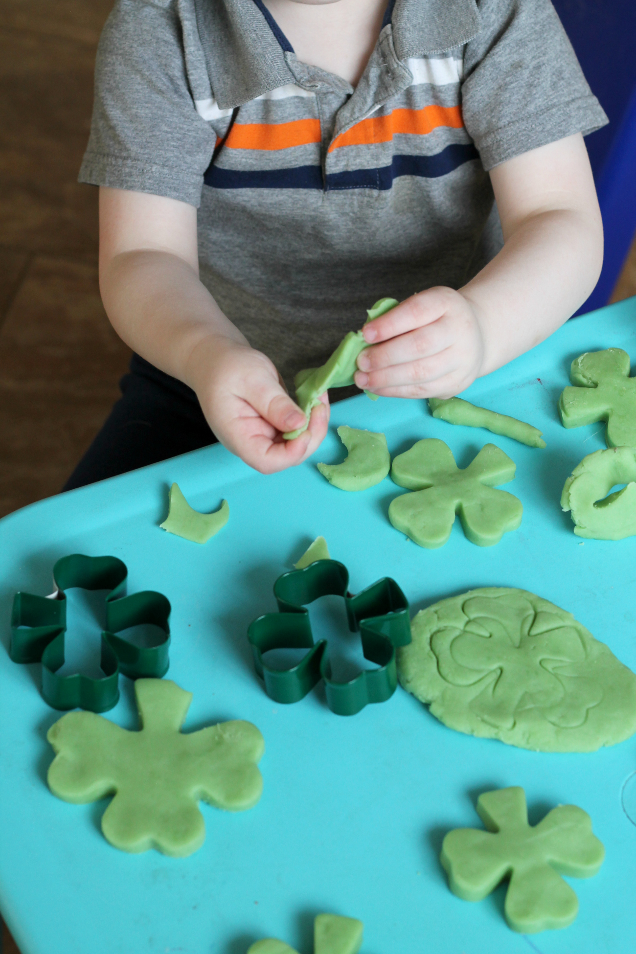 Jello Play Dough
