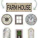 Rustic Farmhouse Wall Decor | Farmhouse Fridays