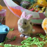 DIY Paper Mache Easter Egg Basket