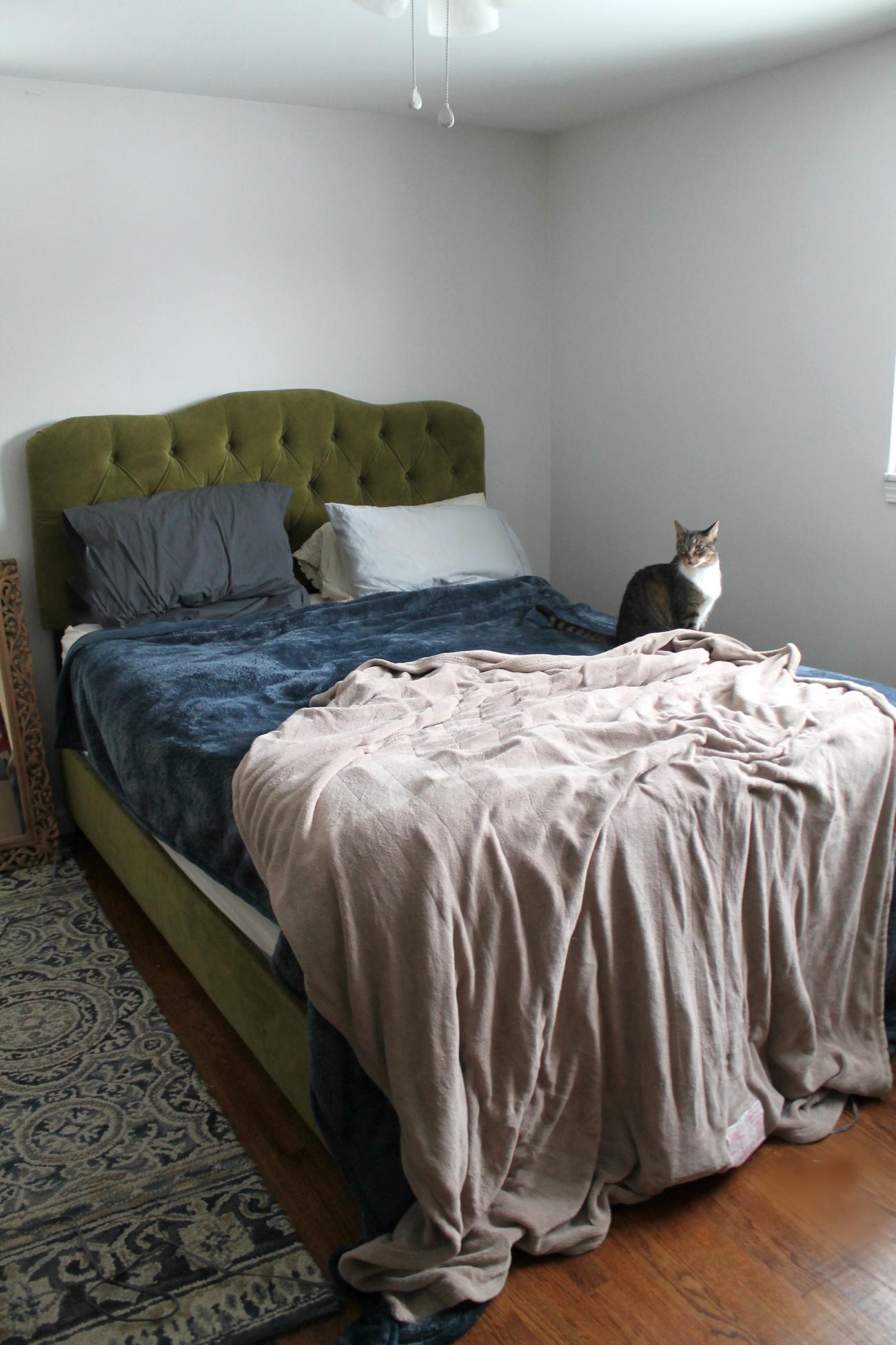 IKEA Bedroom Makeover