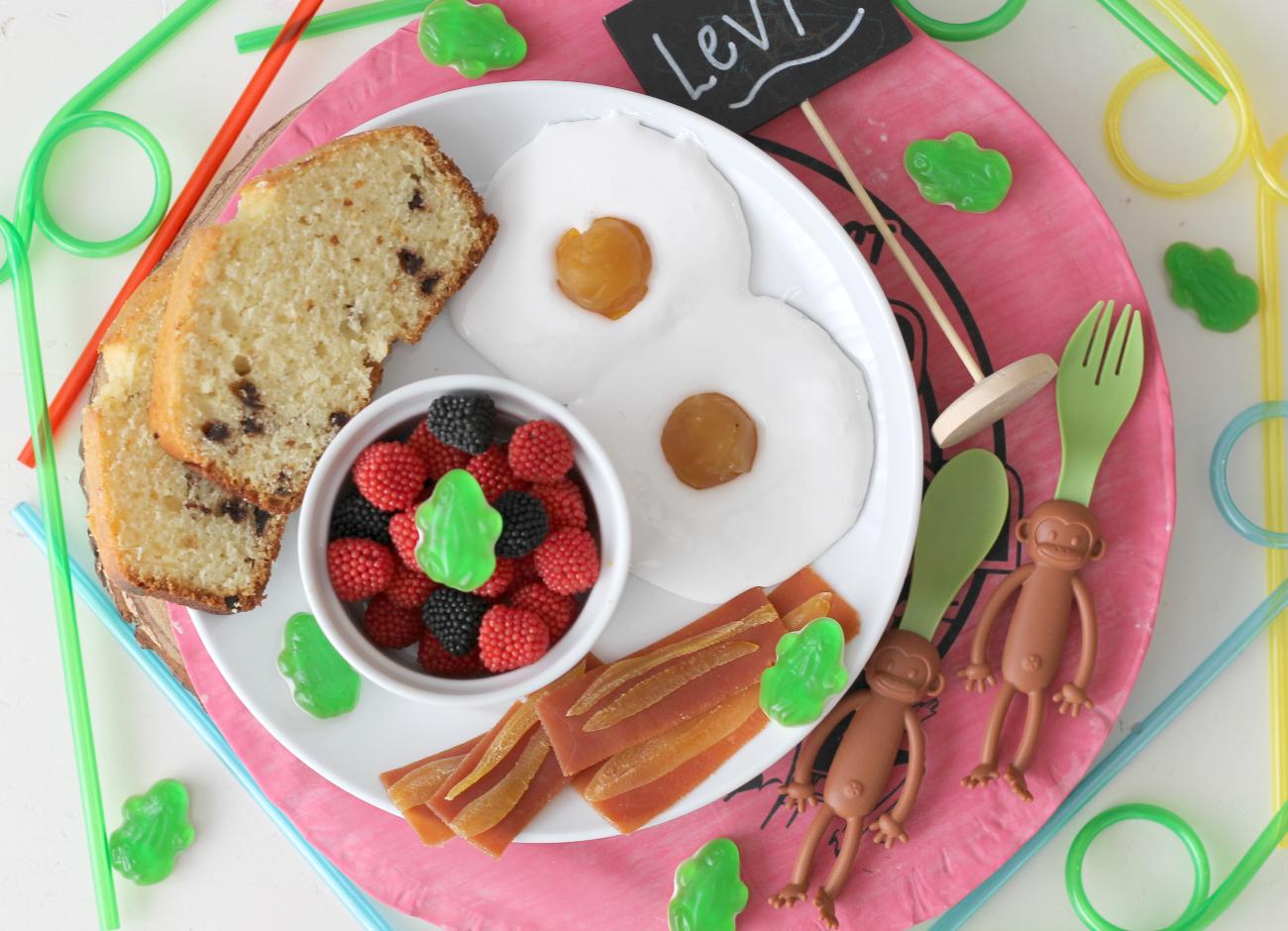 April Fools Day Breakfast for Kids