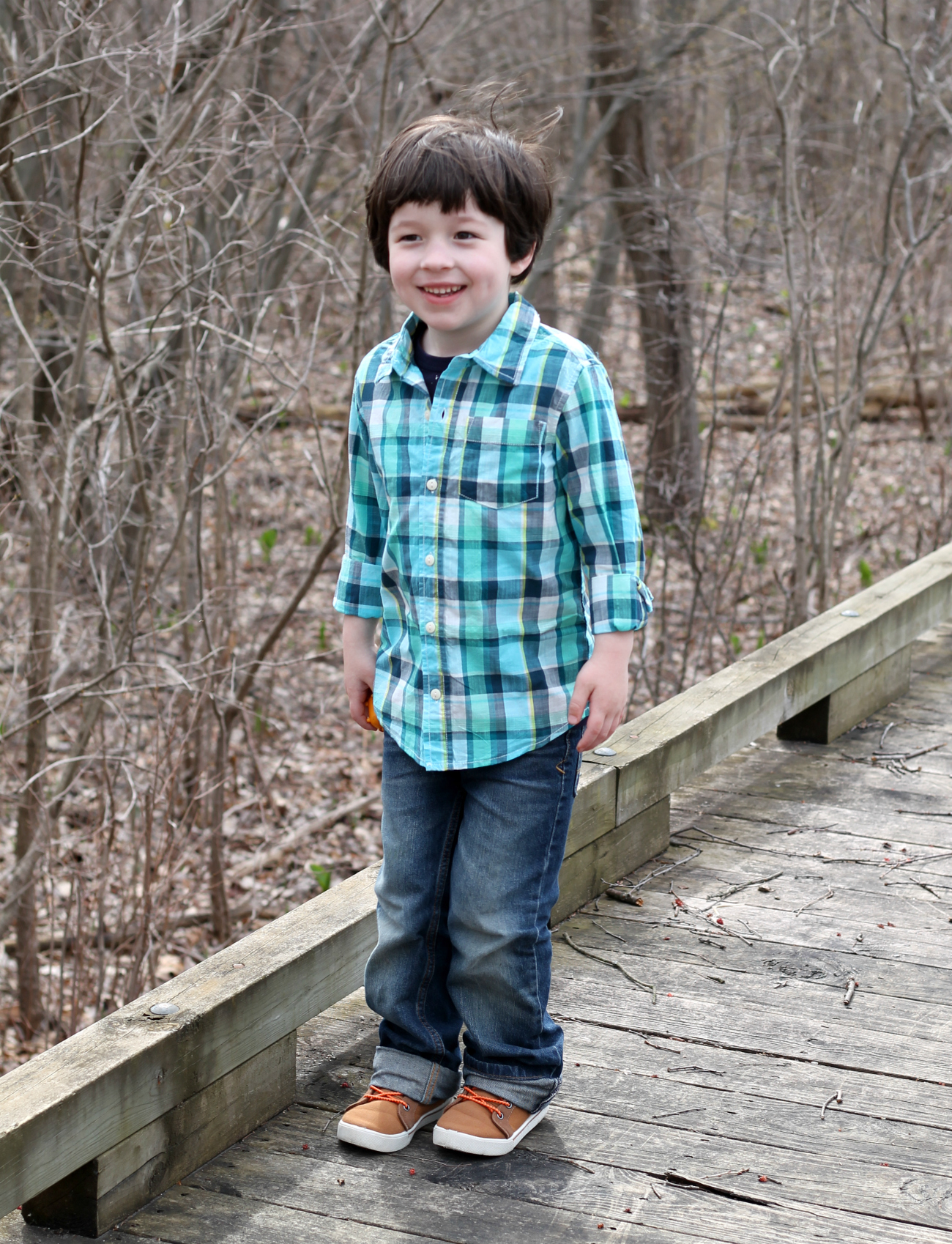 Must-Have Spring Clothing for Boys