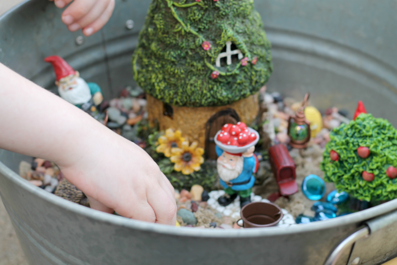 Creating the Perfect Gnome Garden