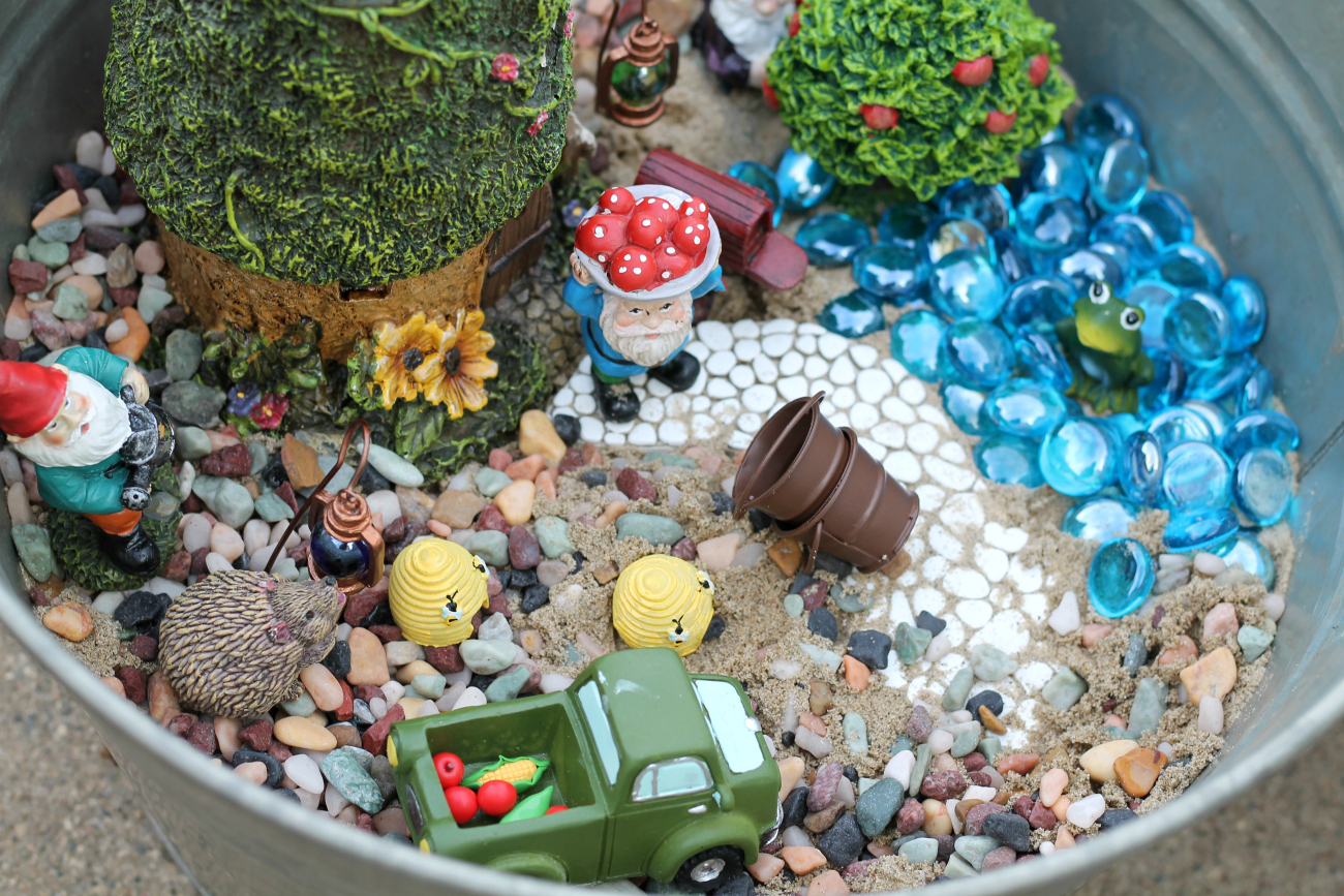 Creating the Perfect Gnome Garden