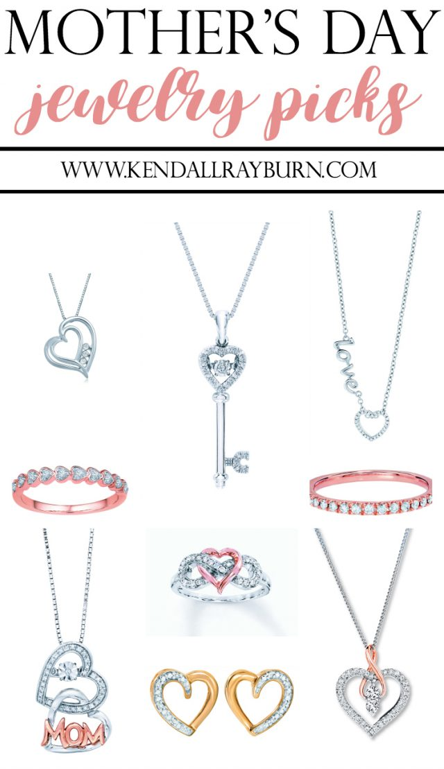 Mother's Day Jewelry Top Picks