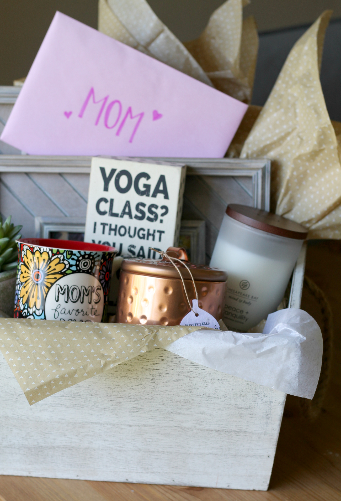 Creating the Perfect Mother's Day Gift
