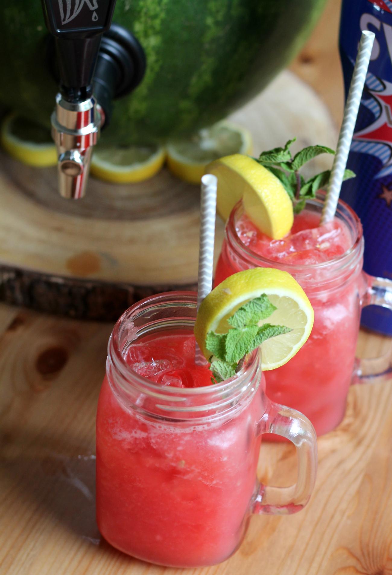 Арбузный лимонад с базиликом рецепт детское меню: напитки 2