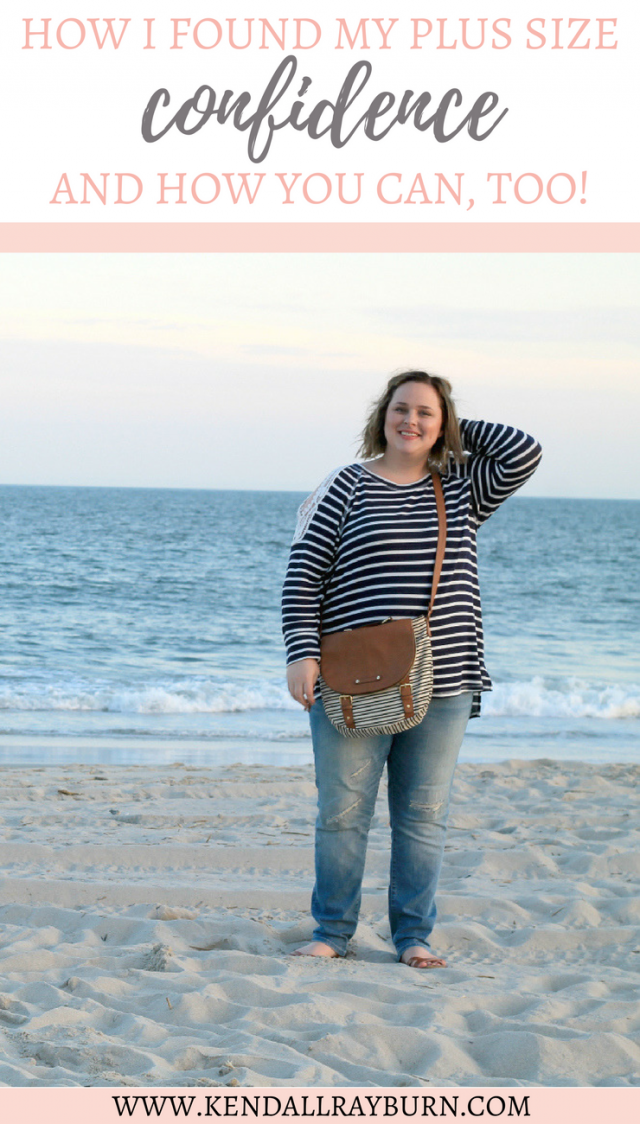 How I Found My Plus Size Confidence
