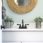 Budget-Friendly Small Bathroom Makeover (Under $250!)