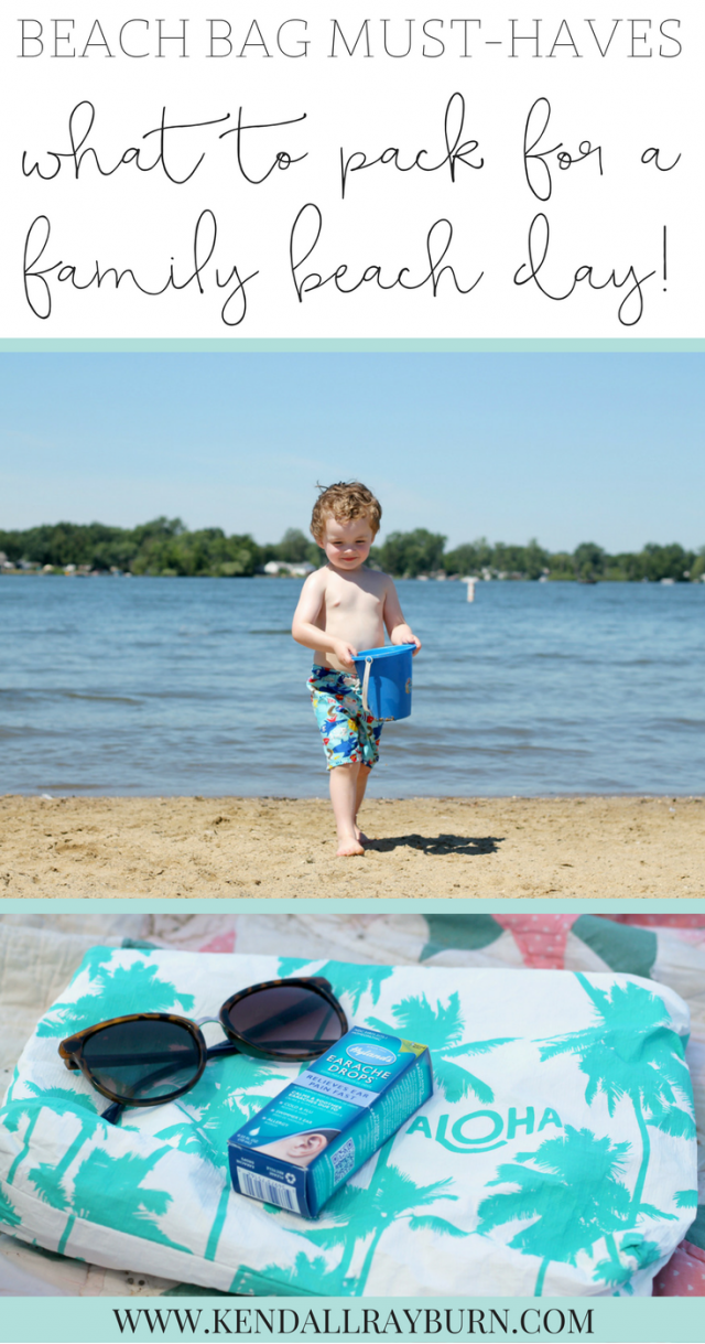 Family Beach Bag Must-Haves