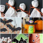 30+ Fun and Easy Halloween Crafts for Kids