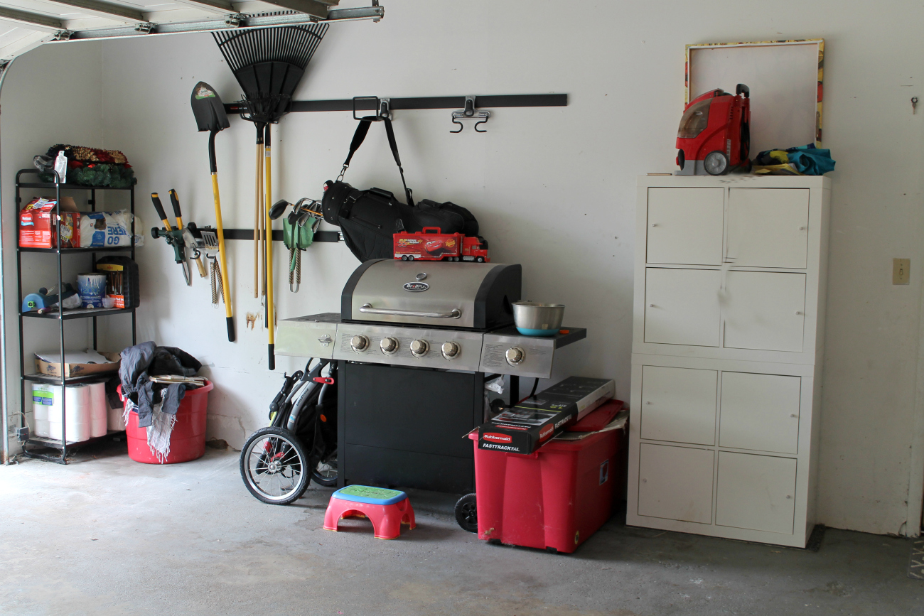 Easy Garage Organization Tips