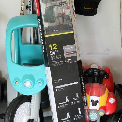 Easy Garage Organization Tips