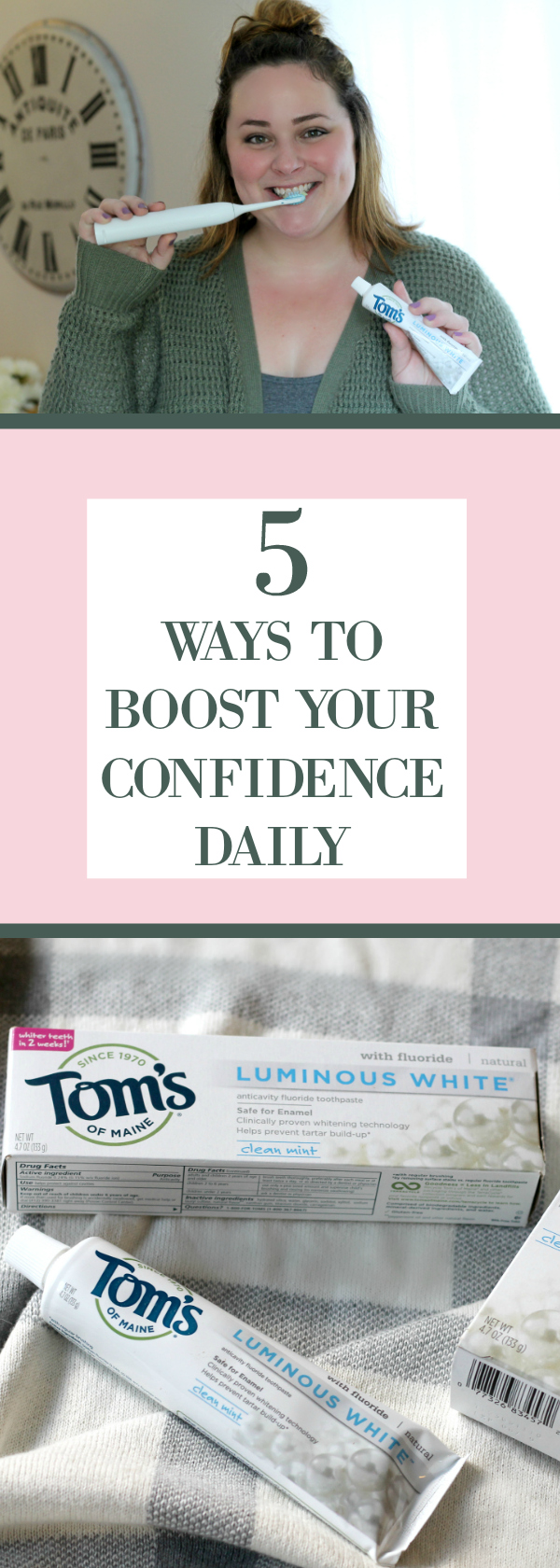 5 Ways to Boost Your Confidence Daily