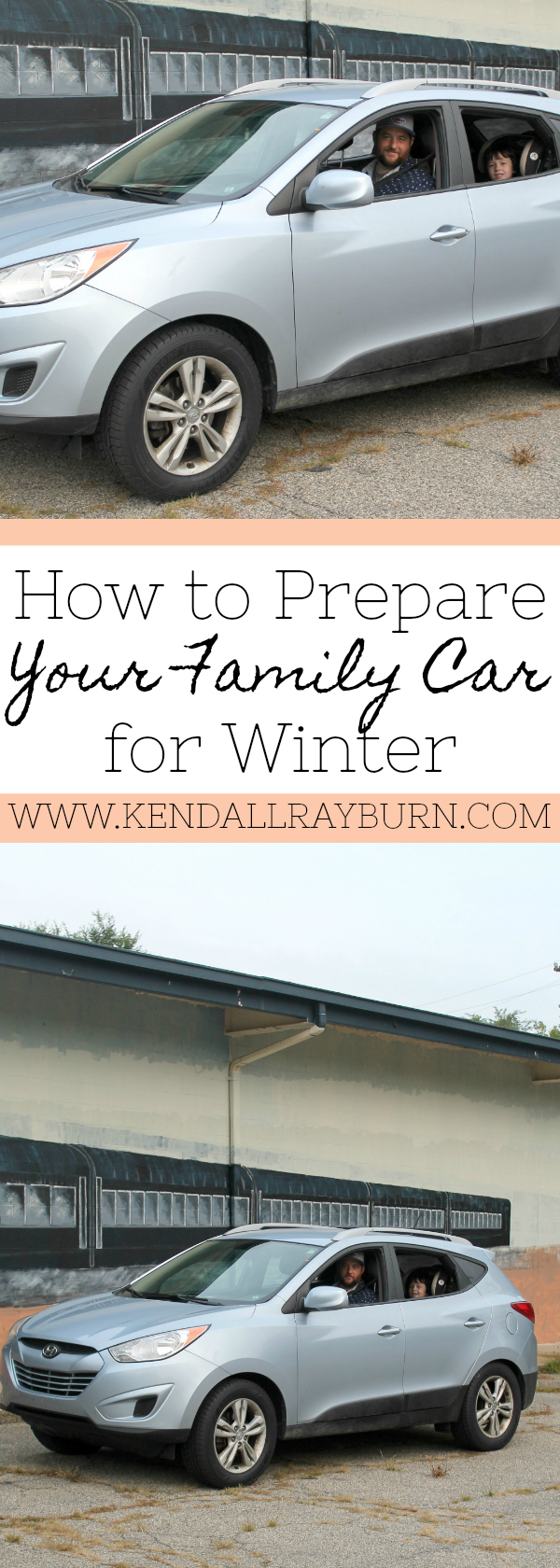 How to Prepare Your Family Car for Winter