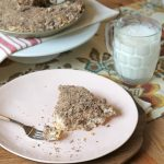 Whipped Hot Cocoa Pie