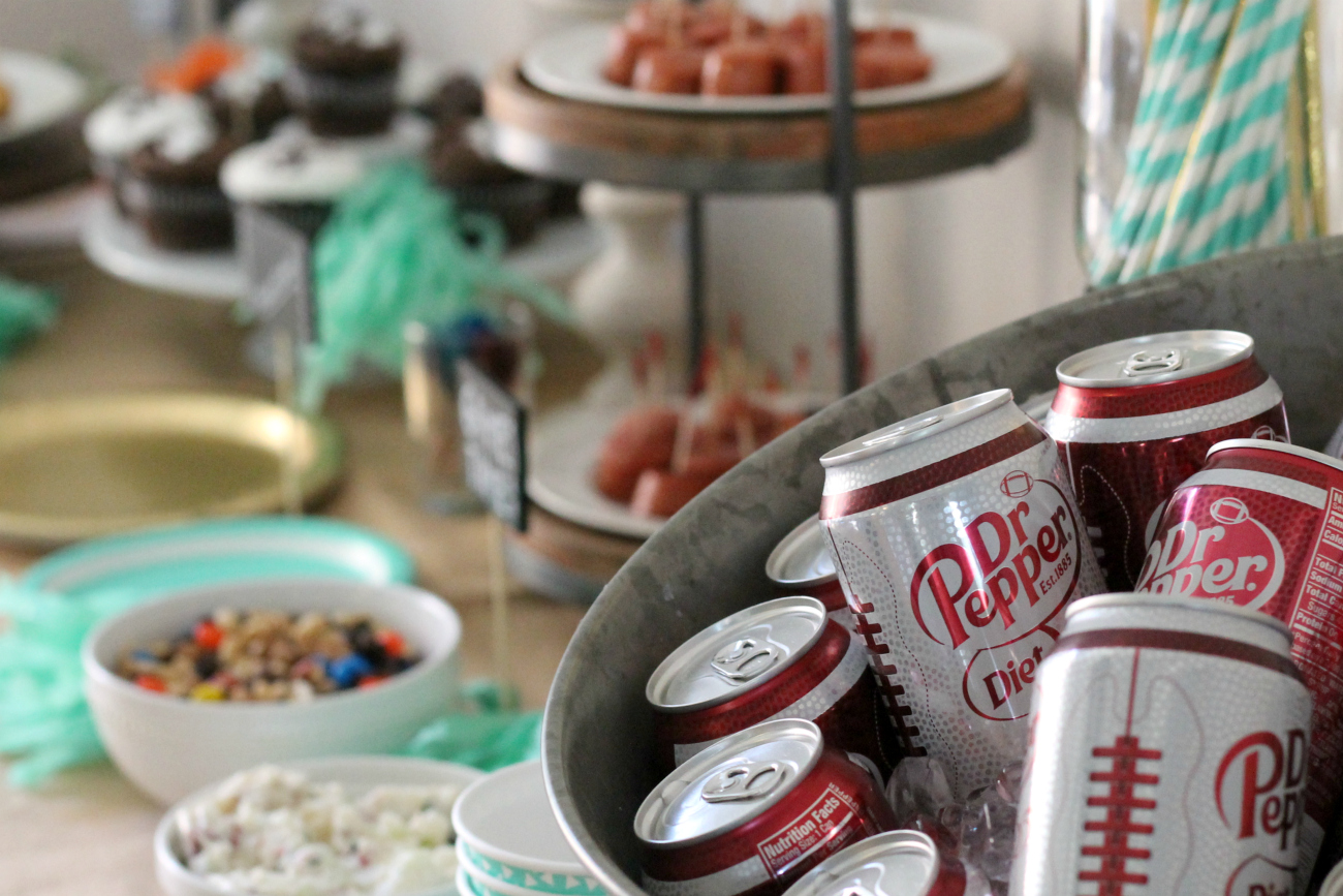 How to Host a Football Party on a Budget
