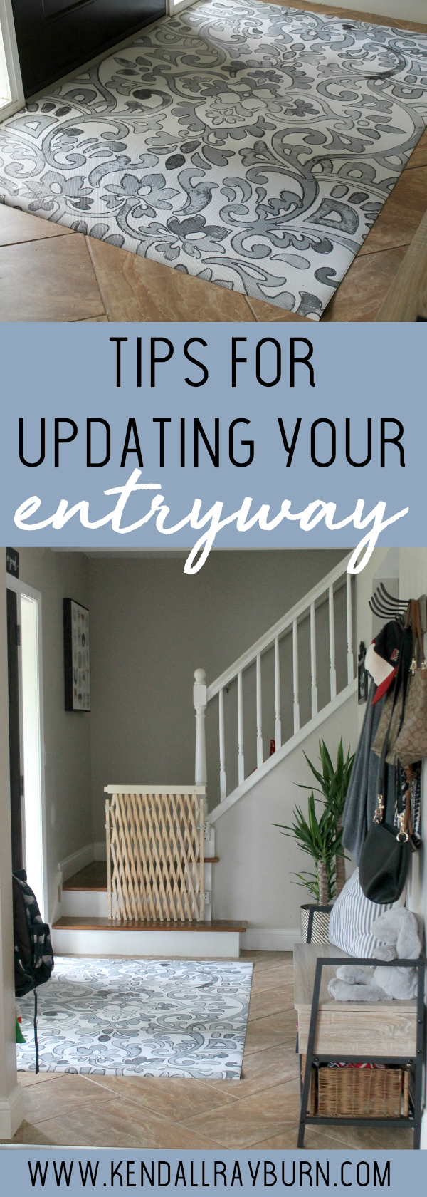 Updating the Entryway for Fall