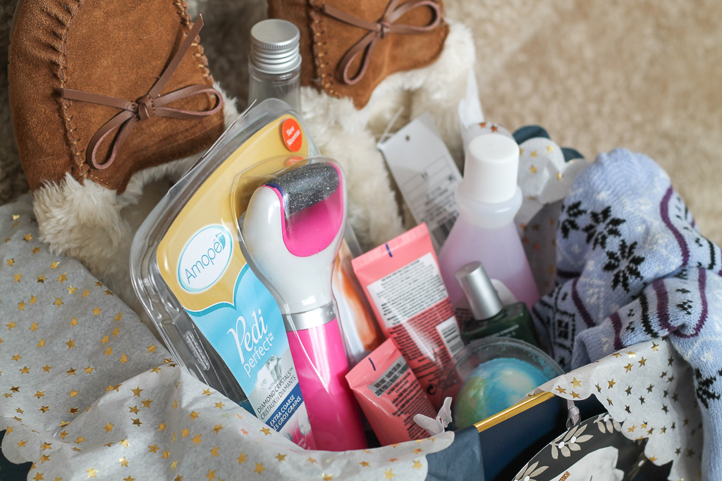 How to Create the Perfect Pedicure Spa Gift
