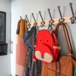 How to Turn a Hallway Closet into a Mudroom on a Budget