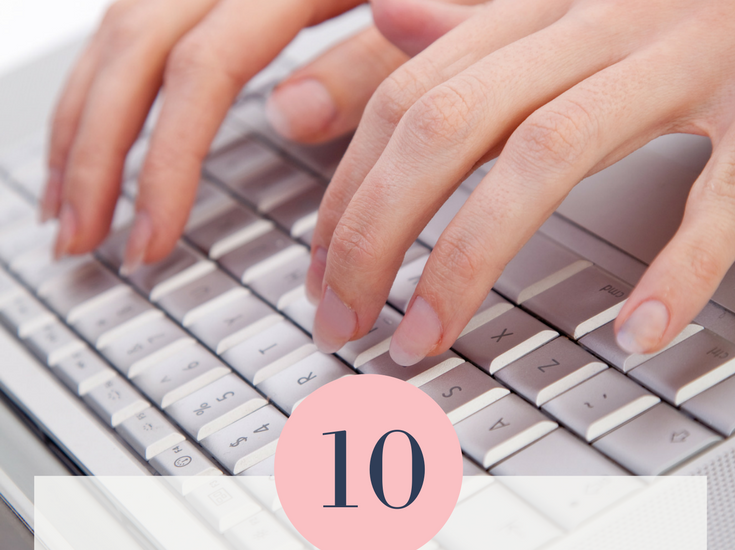 Top 10 Posts of 2017 on KendallRayburn.com & Reader Survey