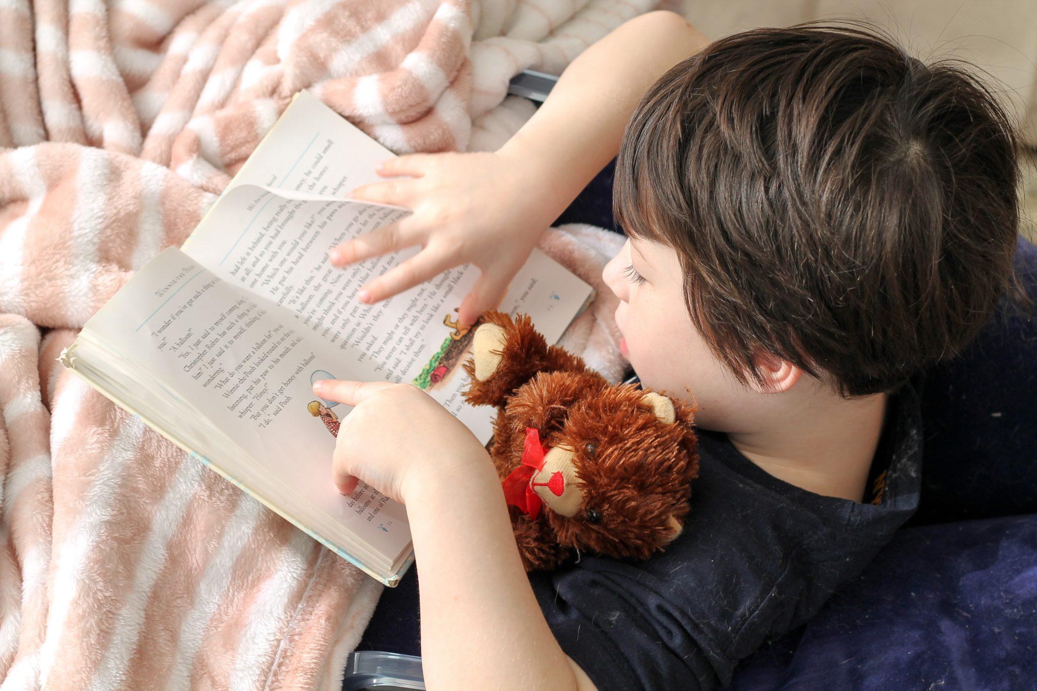 Autism: Cozy Canoe Reading Nook