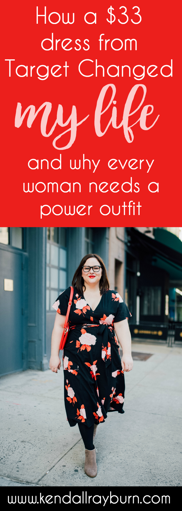 How a $33 Dress from Target Changed My Life and Why Every Woman Needs a Power Outfit
