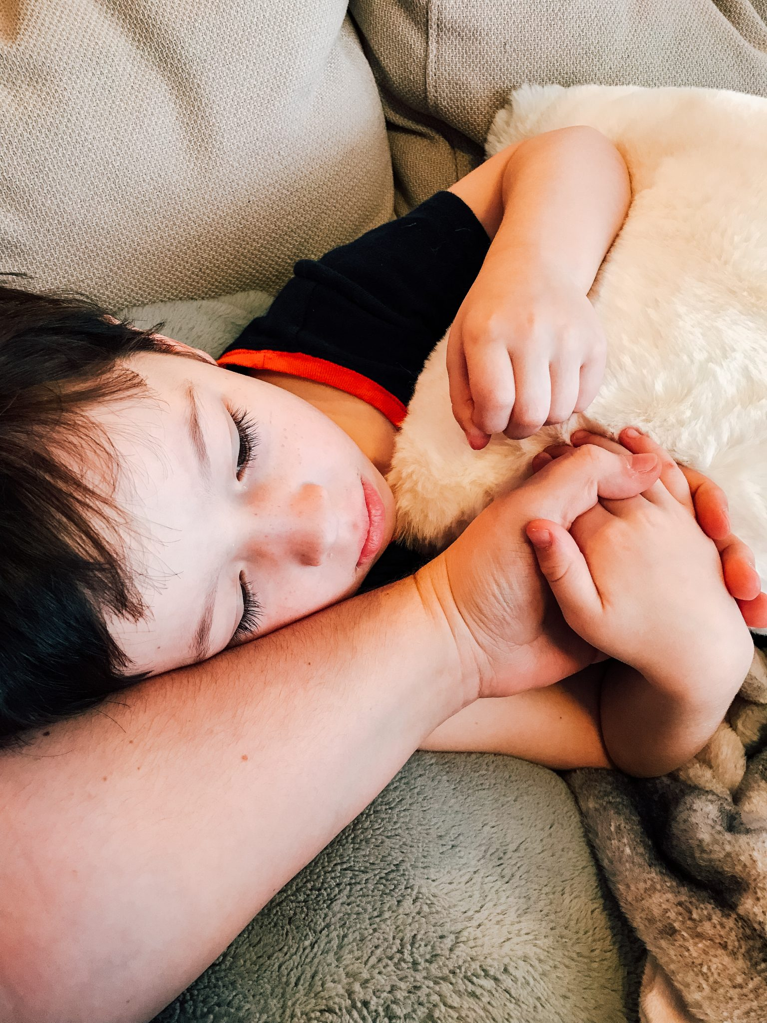 Three Things my Child with Autism Awoke in Me
