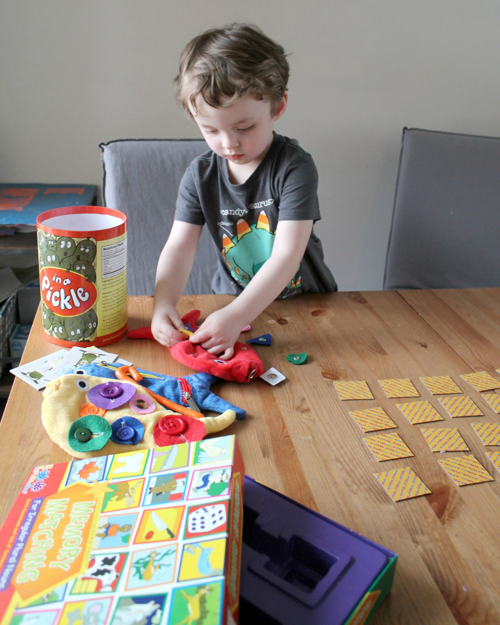 All-Inclusive Family Game Night Games