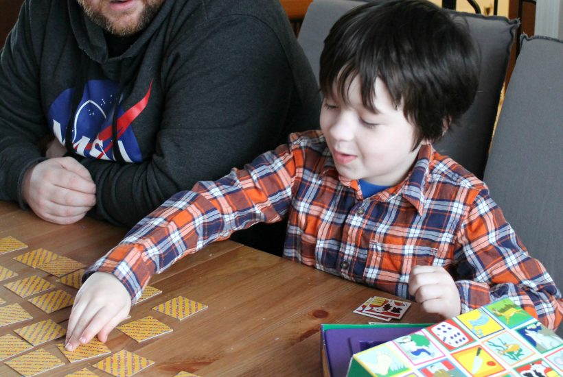 Autism: All-Inclusive Family Game Night Games