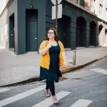 Painting Instagram Yellow for Endometriosis Awareness Month