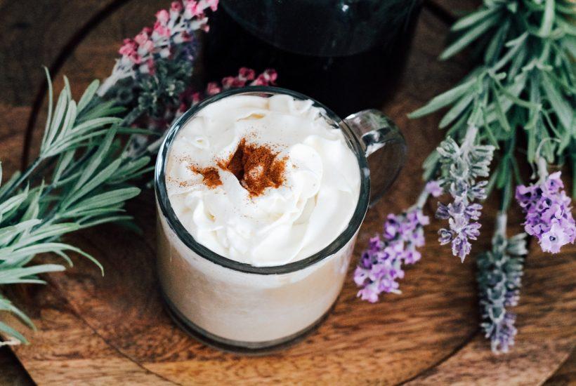 Easy Sweet Cinnamon Coconut Cold Brew