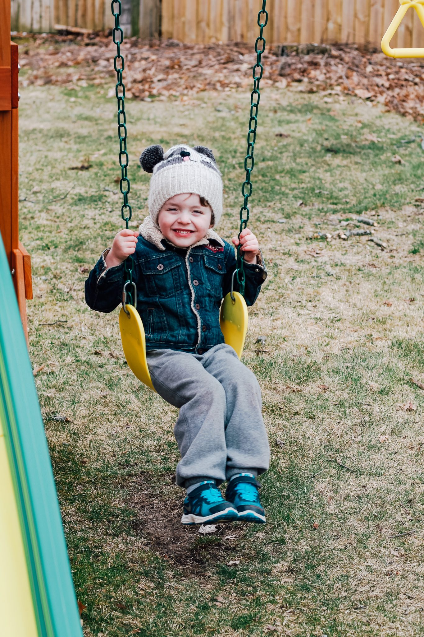 Why I Let My Kids Play Outside Every Day