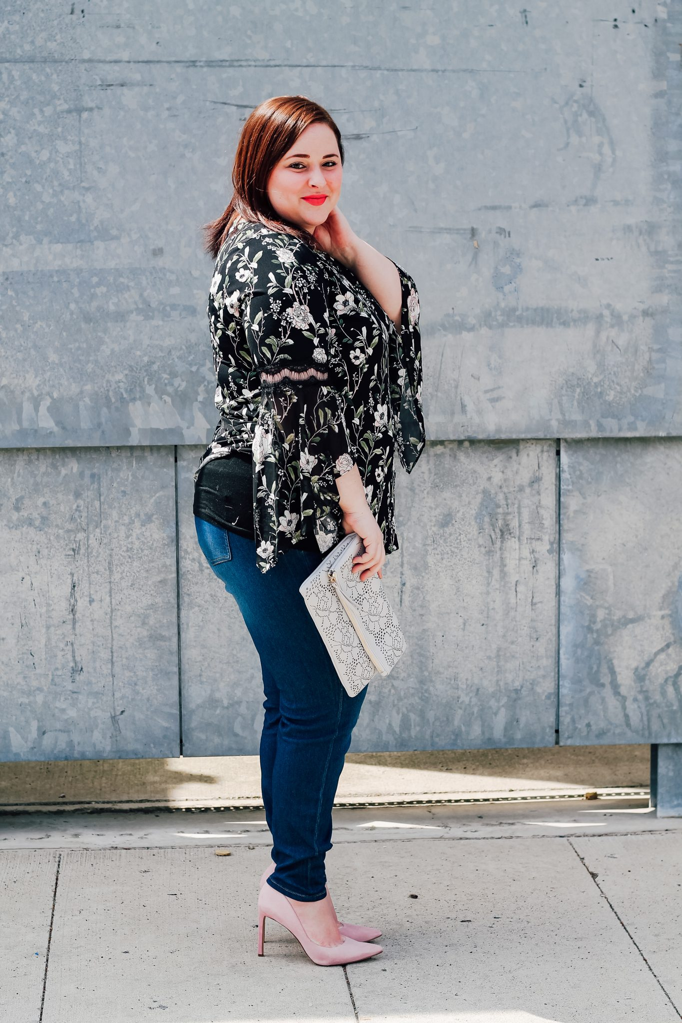 The Best Plus Size Jeans for Curvy Girls